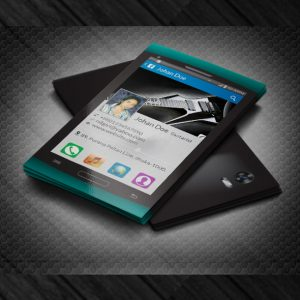 Smartphone Business Card, facebook business card, smartphone business design, facebook business card design