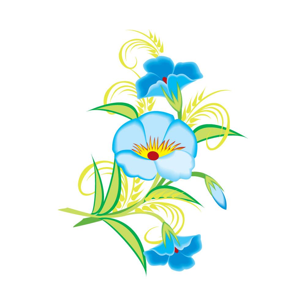 free flower vector, free flower, flower art